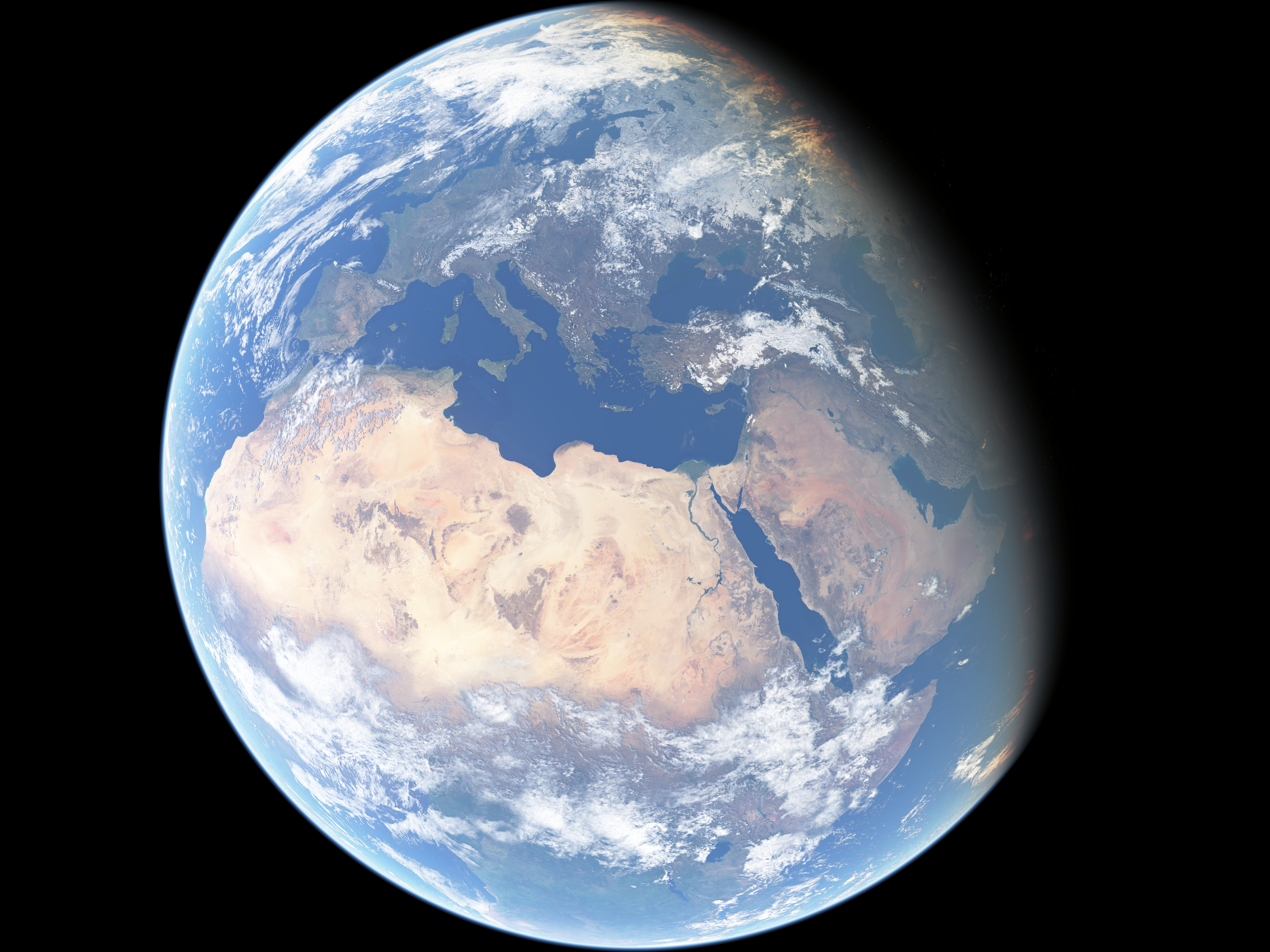 NASA Earth - Pics about space